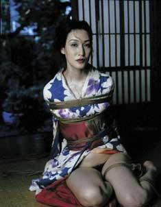 Nobuyoshi Araki, foto gepubliceerd in Shino; 2000