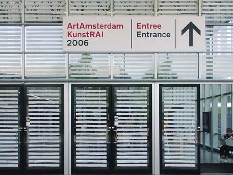 opening Art Amsterdam