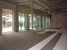 de vernieuwde entree van museum Boijmans van Beuningen in Rotterdam