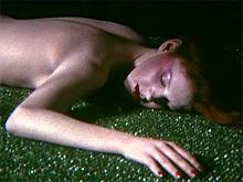 still uit een film van Guy Bourdin