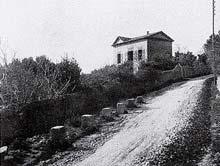 het atelier van C�zanne in Aix en Provence