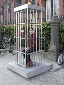 de kooi van Copers in Brugge