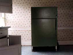 Wijnanda Deroo: Franklin; 2001; 70 x 85 cm
