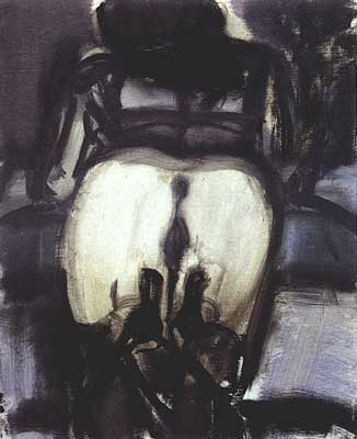 Marlene Dumas: High Heeled Shoes