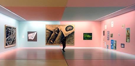 In het Groninger Museum (klik voor meer)