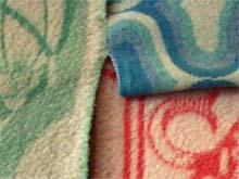 Fransje Killaars: detail van Leidse dekens uit 'Stoffen Stalen Sits'