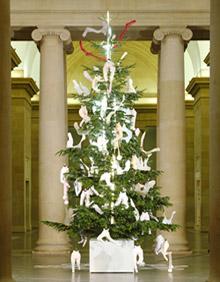 de boom van Sarah Lucas