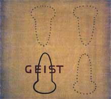 Reinier Lucassen: Materie & ? (Geist: in the back); 2002-2003; 110 x 110 cm; olie op doek