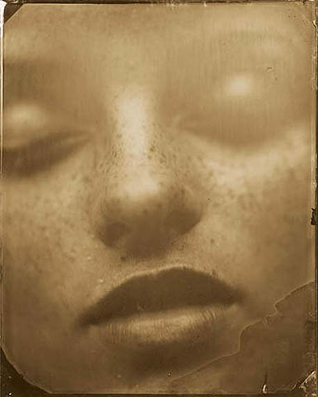 Sally Mann: Untitled #11; from the series 'What Remains'; 2000; ambrotype