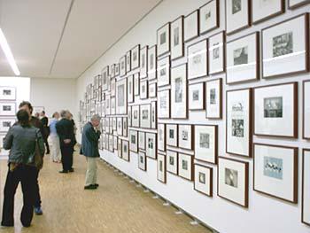 Marcel van Eeden's tekeningen in GEM Den Haag