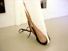 Alet Pilon; galerie Metis NL; 2003