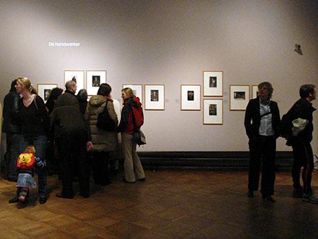 Foam, de  tentoonstelling van August Sander