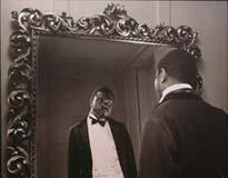 Yinka Shonibare: foto uit de serie 'Dorian Gray'; 2001