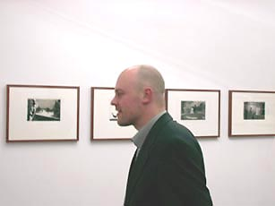 Wetering galerie, Amsterdam, 14 februari 2003