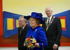 De Directeur, de Koningin, de Burgemeester en de Dani�ls