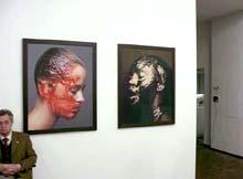 Marcel van der Vlugt in galerie Aschenbach & Hofland
