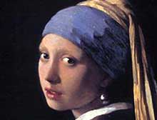 Girl with a Pearl Earring - the painting